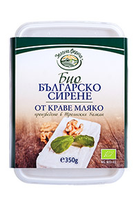 organic bulgarian cheese